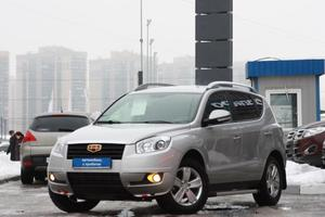 Авто Geely Emgrand, 2014 года выпуска, цена 529 000 руб., Санкт-Петербург