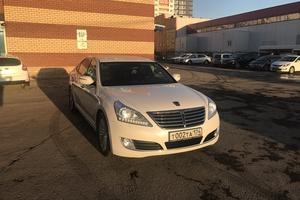 Автомобиль Hyundai Equus, отличное состояние, 2015 года выпуска, цена 2 400 000 руб., Челябинск