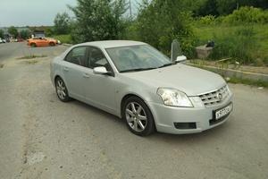 Автомобиль Cadillac BLS, отличное состояние, 2009 года выпуска, цена 540 000 руб., Москва