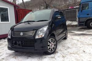 Автомобиль Suzuki Wagon R, отличное состояние, 2011 года выпуска, цена 349 000 руб., Фрязино