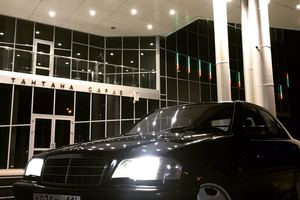 Подержанный автомобиль Mercedes-Benz C-Класс, хорошее состояние, 2000 года выпуска, цена 250 000 руб., республика Татарстан
