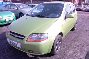 Авто Daewoo Kalos, 2003 года выпуска, цена 154 900 руб., Санкт-Петербург