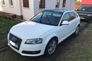 Подержанный автомобиль Audi A3, хорошее состояние, 2009 года выпуска, цена 480 000 руб., Королев