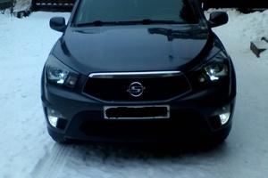 Автомобиль SsangYong Korando, отличное состояние, 2012 года выпуска, цена 870 000 руб., Выборг