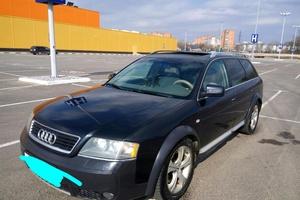 Автомобиль Audi Allroad, хорошее состояние, 2003 года выпуска, цена 335 000 руб., Тула