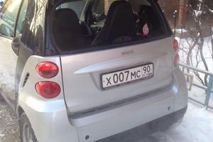 Автомобиль Smart Fortwo, отличное состояние, 2008 года выпуска, цена 350 000 руб., Дубна