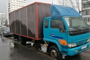 Автомобиль Yuejin NJ, отличное состояние, 2007 года выпуска, цена 325 000 руб., Санкт-Петербург