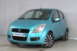 Авто Suzuki Splash, 2009 года выпуска, цена 299 000 руб., Санкт-Петербург