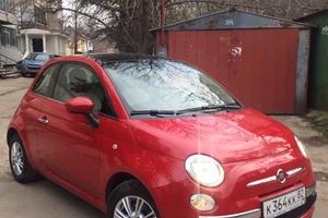 Автомобиль Fiat 500, отличное состояние, 2013 года выпуска, цена 700 000 руб., Симферополь