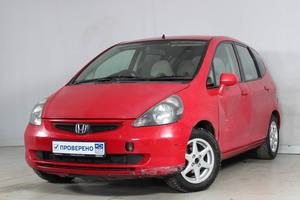 Авто Honda Fit, 2004 года выпуска, цена 180 000 руб., Санкт-Петербург