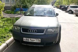 Автомобиль Audi Allroad, отличное состояние, 2002 года выпуска, цена 370 000 руб., Санкт-Петербург