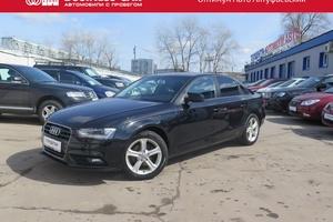 Подержанный автомобиль Audi A4, отличное состояние, 2014 года выпуска, цена 965 183 руб., Москва