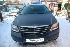 Автомобиль Chrysler Pacifica, хорошее состояние, 2004 года выпуска, цена 410 000 руб., Омск