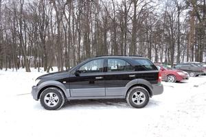 Автомобиль Kia Sorento, отличное состояние, 2005 года выпуска, цена 550 000 руб., Домодедово