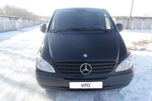 Подержанный автомобиль Mercedes-Benz Vito, хорошее состояние, 2008 года выпуска, цена 850 000 руб., Челябинск