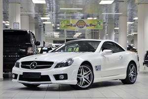 Авто Mercedes-Benz SL-Класс, 2007 года выпуска, цена 3 999 999 руб., Москва