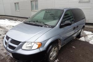 Авто Dodge Caravan, 2003 года выпуска, цена 330 000 руб., Санкт-Петербург