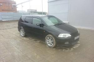 Автомобиль Honda Odyssey, отличное состояние, 2001 года выпуска, цена 370 000 руб., Новосибирск