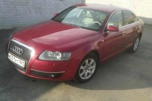 Подержанный автомобиль Audi A6, отличное состояние, 2007 года выпуска, цена 720 000 руб., Ростов-на-Дону