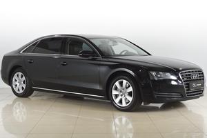 Подержанный автомобиль Audi A8, отличное состояние, 2012 года выпуска, цена 1 275 000 руб., Москва