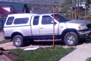 Автомобиль Ford F-Series, среднее состояние, 2000 года выпуска, цена 450 000 руб., Нижний Новгород