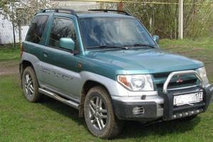 Автомобиль Mitsubishi Pajero Pinin, среднее состояние, 2001 года выпуска, цена 350 000 руб., Симферополь