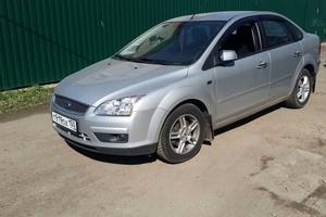 Подержанный автомобиль Ford Focus, отличное состояние, 2008 года выпуска, цена 420 000 руб., Щелково