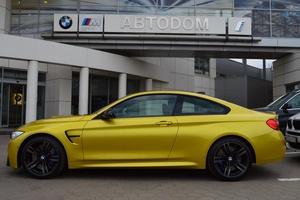 Авто BMW M4, 2014 года выпуска, цена 3 950 000 руб., Москва