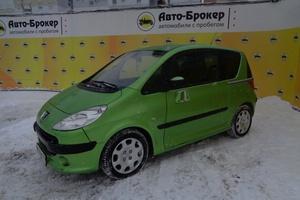 Авто Peugeot 1007, 2005 года выпуска, цена 215 000 руб., Самара