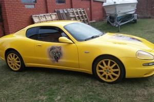 Автомобиль Maserati 3200 GT, отличное состояние, 2000 года выпуска, цена 1 300 000 руб., Калининград
