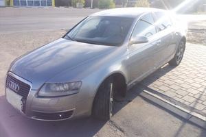 Подержанный автомобиль Audi A6, хорошее состояние, 2005 года выпуска, цена 510 000 руб., Ростов-на-Дону