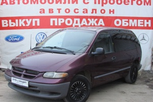 Авто Dodge Caravan, 2001 года выпуска, цена 203 000 руб., Москва
