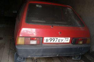 Автомобиль ЗАЗ 1102, среднее состояние, 1993 года выпуска, цена 20 000 руб., Тюмень
