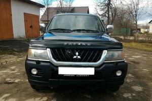 Подержанный автомобиль Mitsubishi Pajero Sport, хорошее состояние, 2003 года выпуска, цена 440 000 руб., Пушкино