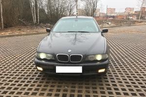 Подержанный автомобиль BMW 5 серия, хорошее состояние, 1998 года выпуска, цена 200 000 руб., Лобня
