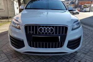 Авто Audi Q7, 2014 года выпуска, цена 2 390 000 руб., Краснодар
