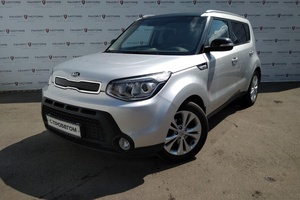 Авто Kia Soul, 2014 года выпуска, цена 861 400 руб., Москва