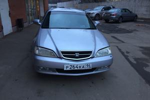 Автомобиль Honda Inspire, хорошее состояние, 1999 года выпуска, цена 220 000 руб., Москва