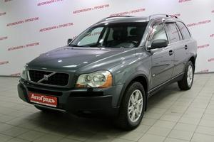 Авто Volvo XC90, 2005 года выпуска, цена 429 000 руб., Москва