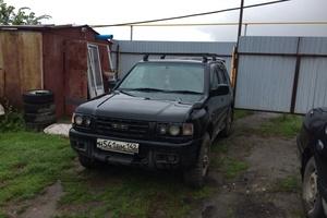 Автомобиль Isuzu Wizard, хорошее состояние, 1998 года выпуска, цена 370 000 руб., Новосибирск