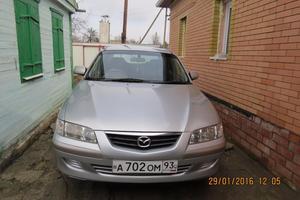 Автомобиль Mazda Capella, хорошее состояние, 2002 года выпуска, цена 240 000 руб., Краснодар