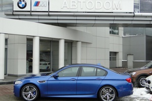 Авто BMW M5, 2016 года выпуска, цена 5 899 000 руб., Москва