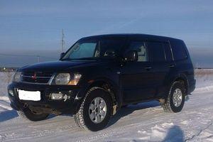 Автомобиль Mitsubishi Montero, отличное состояние, 2000 года выпуска, цена 399 000 руб., Москва