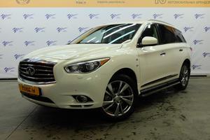 Авто Infiniti QX60, 2014 года выпуска, цена 2 135 000 руб., Москва