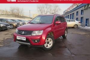 Авто Suzuki Grand Vitara, 2012 года выпуска, цена 772 588 руб., Москва