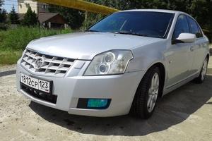 Автомобиль Cadillac BLS, отличное состояние, 2008 года выпуска, цена 430 000 руб., Краснодар