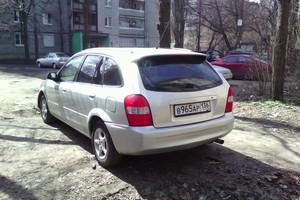 Автомобиль Mazda Familia, хорошее состояние, 1998 года выпуска, цена 120 000 руб., Воронеж