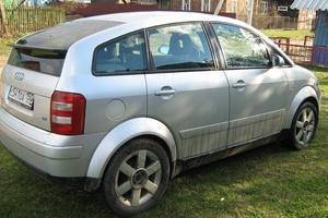 Подержанный автомобиль Audi A2, среднее состояние, 2000 года выпуска, цена 240 000 руб., Рославль