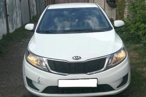 Подержанный автомобиль Kia Rio, хорошее состояние, 2014 года выпуска, цена 500 000 руб., Красногорск