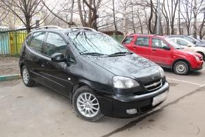 Автомобиль Chevrolet Rezzo, хорошее состояние, 2007 года выпуска, цена 260 000 руб., Москва